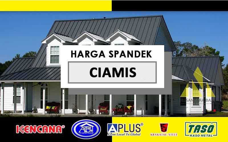 HARGA SPANDEK CIAMIS