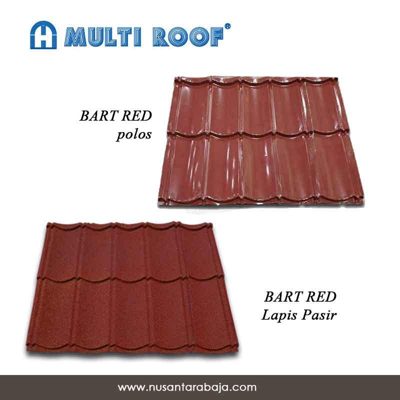 GENTENG-METAL-MULTI-ROOF-BART-RED